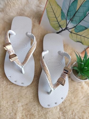 havaianas customizadas