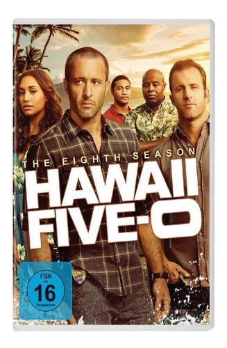 hawaii five-0 - importe por temporada - dvd