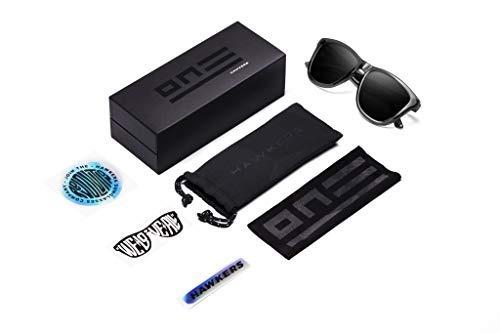 Hawkers OneGafas Black Crystal Sol UnisexNegro Dark De SUzpGqMV