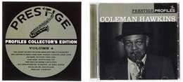 hawkins coleman prestige profiles 4  importado cd x 2 nuevo