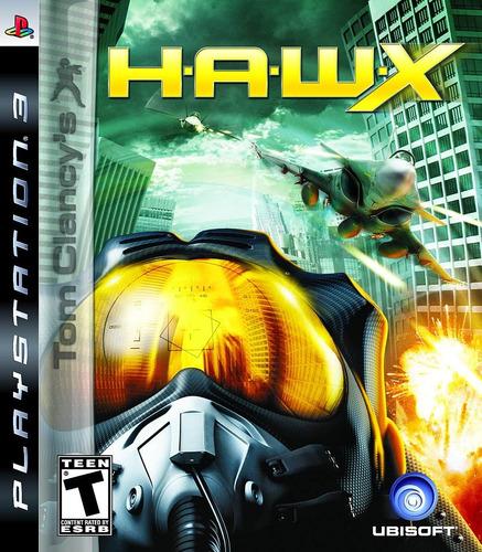 hawx juego ps3 original completo envio gratis !!!!!!!!!!!!!!