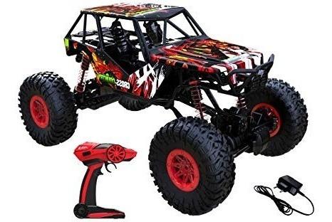 hb crawler 4x4  (41 cm) 1:10 rc juguete control remoto c/led