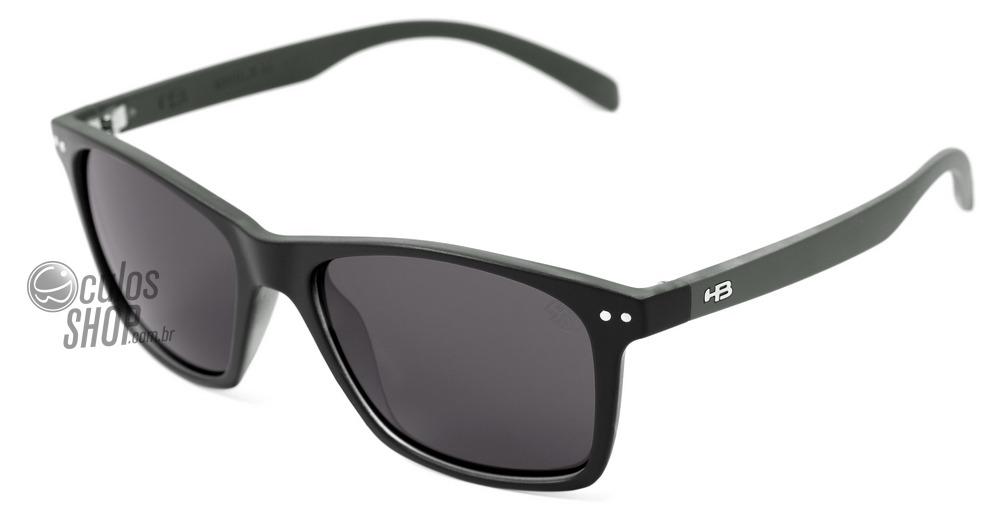 b51ab7c908168 hb nevermind - óculos de sol matte black army  gray. Carregando zoom.