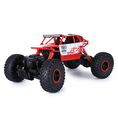hb p1801 2.4ghz 1:18 escala rc 4wd off-road race camión de