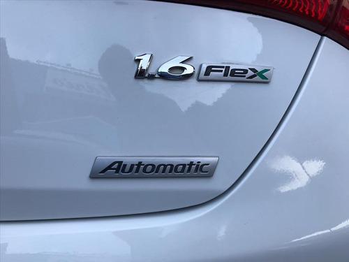 hb20 1.6 comfort plus 16v flex 4p automático