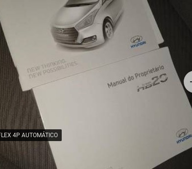 hb20s 1.6 automatico comfort style 2015/2015