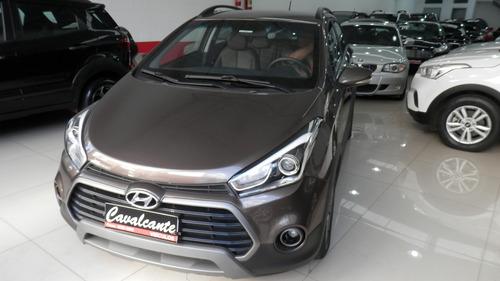 hb20x premium 1.6 aut. flex**2018**blindado**cavalcante veic