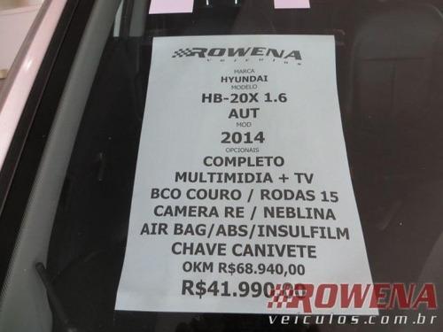 hb20x style 1.6 aut top u. dono