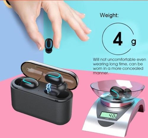 hbq q32 tws audífonos inalámbricos bluetooth en stock