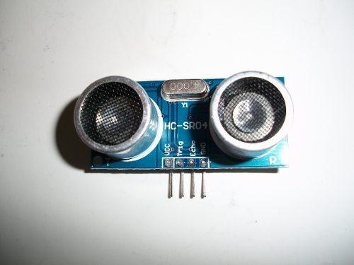 hc-sr04 sensor de distancia ultrasonido arduino pic