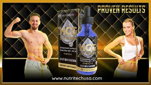 hcg elite premium 5ta generacion nuevo potente envio gratis!