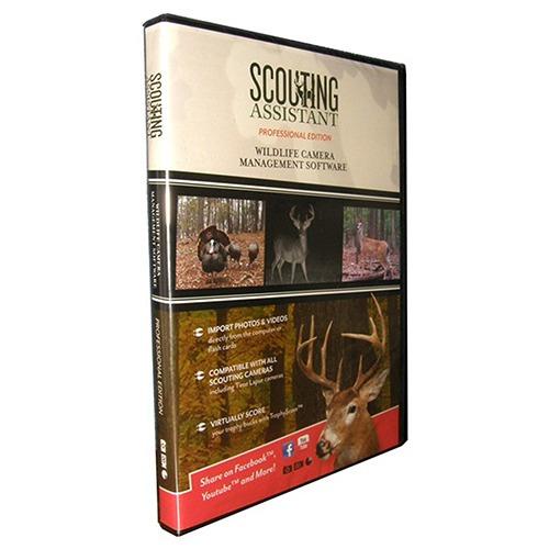 hco uway exploración asistente wildlife cámara software dvd