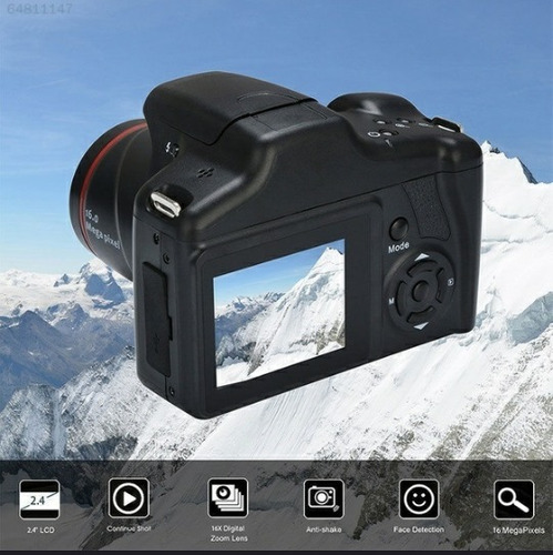 hd 1080 p handheld câmera de vídeo digital comcorder 16×