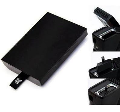 Hd 250gb Xbox 360 Slim/superslim Interno/externo/original ...