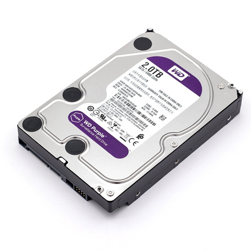 hd 2tb purple wd wd20ejrx / wd20purx com nota fiscal