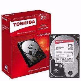 hd 2tb toshiba 7200rpm sata 6gb/s pc game desktop 3.5