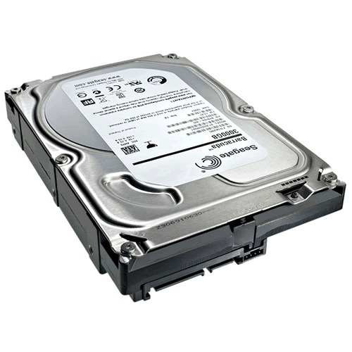 hd 3tb sata 6gb/s 7200rpm - 64mb seagate barracuda - 3000gb