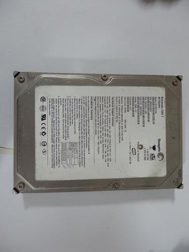 hd 40 gb ide seagate/samsung/maxtor - frete grátis