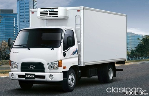 hd 45 con abs chasis cabina / con caja y con furgon!!