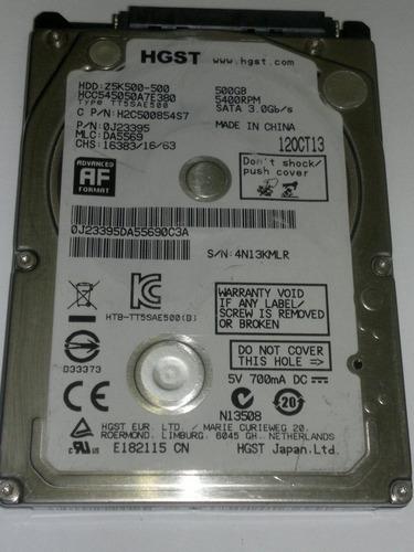 hd 500 gb hcc545050a7e380 - com defeito - lt. n2