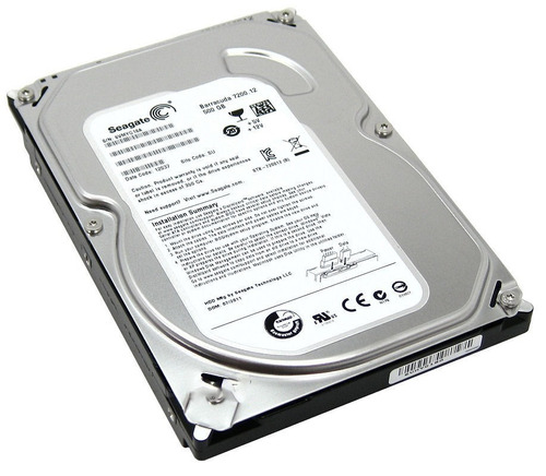 hd 500 gb seagate sata 3 7200rpm dvr pc desktop barracuda