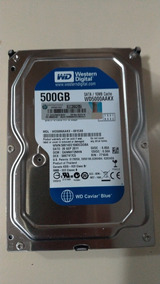 DRIVER UPDATE: WD500AAKX