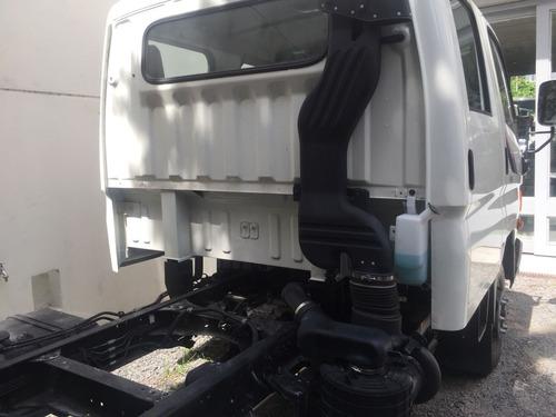hd 65 doble cabina, sin caja, con aire acond euro 4 0km