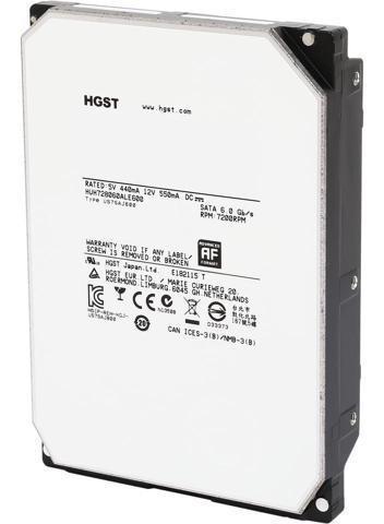hd 6tb hgst sata ill 6gbs pc servidor alto desempenho cftv