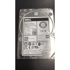 Hd Dell 1.8tb 10k Sas 12gb 512e 2.5   Dp/n 0jy57x St1800mm01