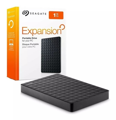 hd externo 1tb seagate expansion pc note ps4 usb 2.0 3.0 nfe