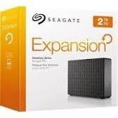 hd externo 2tb (2000gb) expansion seagate, usb, 3.5 .7200rpm