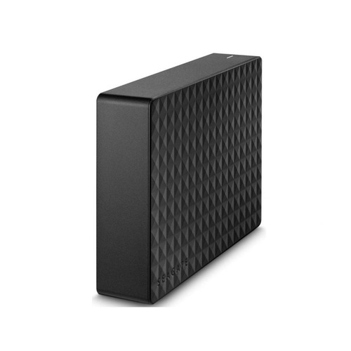 hd externo 4tb usb 3.0 seagate expansion desktop - steb4000100 / steb4000200 - preto