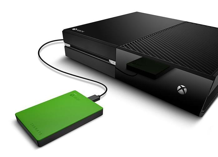 Hd externo game drive xbox 2tb seagate p xbox 360 e one for Hd esterno xbox 360