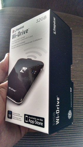 hd externo kingston wi drive com wi-fi