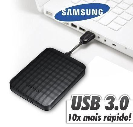 Hd externo portatil de bolso 1tb 1tera samsung super for Esterno o externo