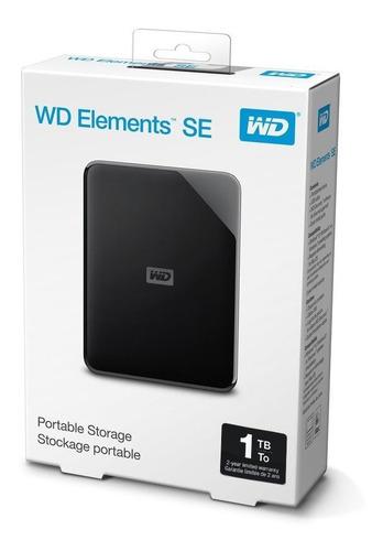 hd externo portatil wester digital elements 1tb usb 3.0