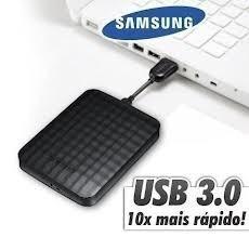 hd externo samsung de bolso 1000gb 1tb m3 3.0 2.0 portátil