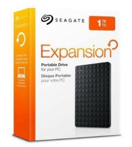 hd externo seagate 1tb tera portatil exp bolso wi play box g