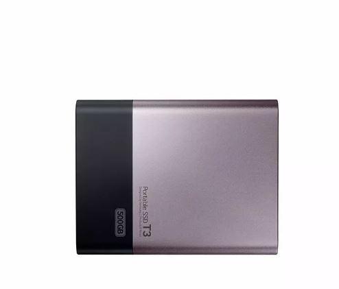 Hd externo ssd 500gb samsung t3 portable ssd usb 3 1 r for Hd esterno ssd