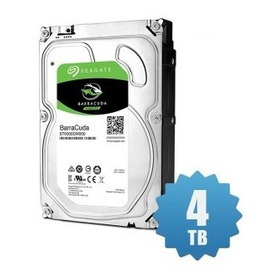 Hd Interno Seagate Barracuda 4tb Sata Iii 4 Tb