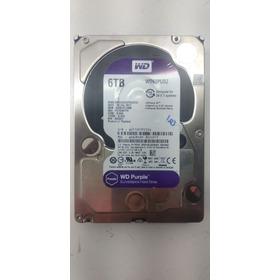 Hd Interno Western Digital Wd Purple Wd60purz 6t Usado