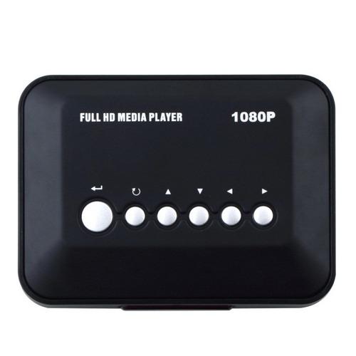 hd media player hdmi 1080 usb sd mmc h.264 mkv rmvb iso 3d!