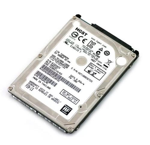 hd notebook  500gb sata 2  novo com garantia