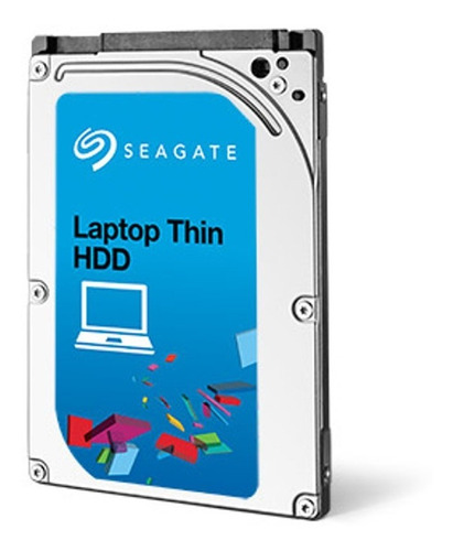 hd notebook 500gb sata3 seagate laptop thin - st500lt012 (2,5pol, 5.400 rpm)