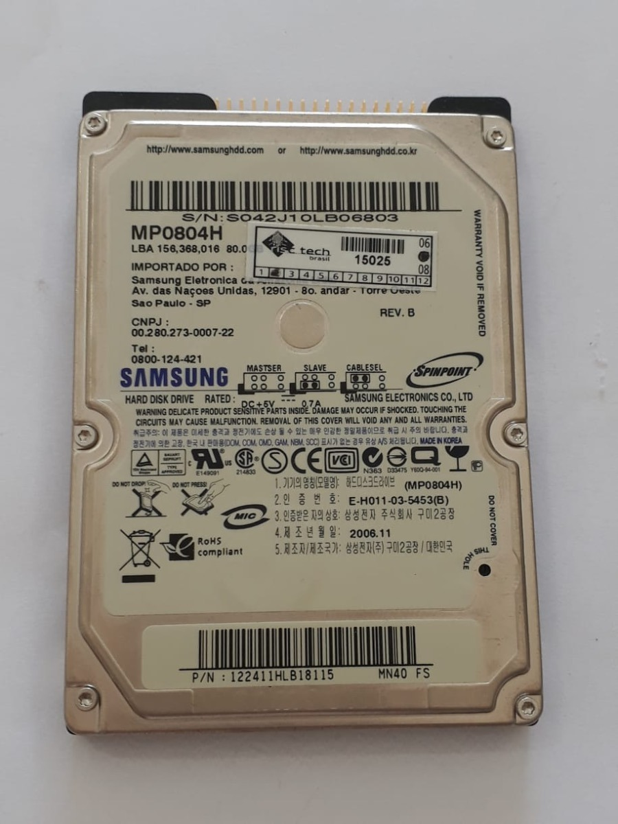 SAMSUNG MP0804H DRIVER FOR WINDOWS