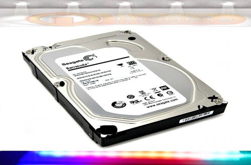 hd  sata 7200rpm seagate p/ desktop pc  (500gb)