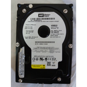 Hd Sata 80gb Western Digital Para Computador