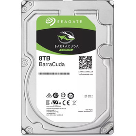 Hd Seagate 8tb 8000gb Sata3 256mb 5900 Rpm Barracuda