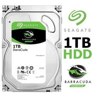 hd seagate desktop 1tb 1000gb 7200rpm 64mb + cabo sata