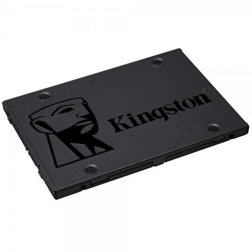 hd ssd 120gb original kingston a400 1 ano garantia 500mb/s
